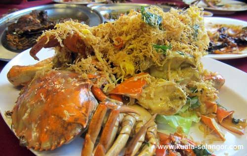 Butter Cream Crab