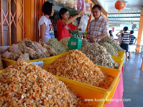 Processed Seafood Product in Kuala Selangor