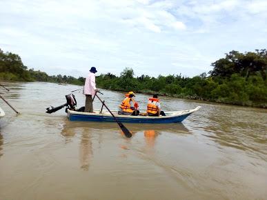 Firefly Boat Tour Kampung Kuantan