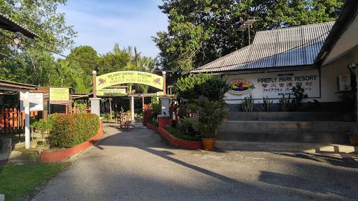 Firefly Park Resort Main Entrance