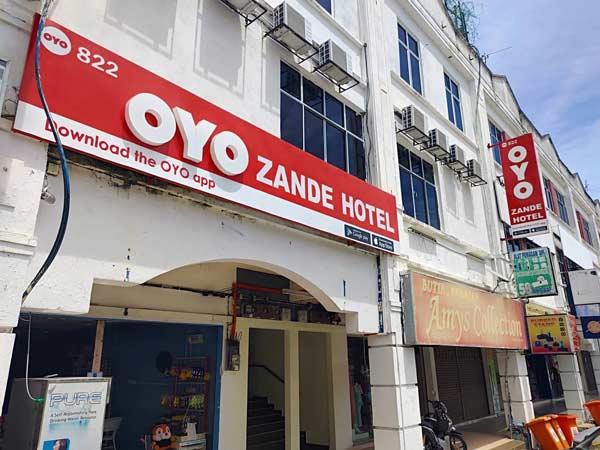 OYO 822 Zande Motel