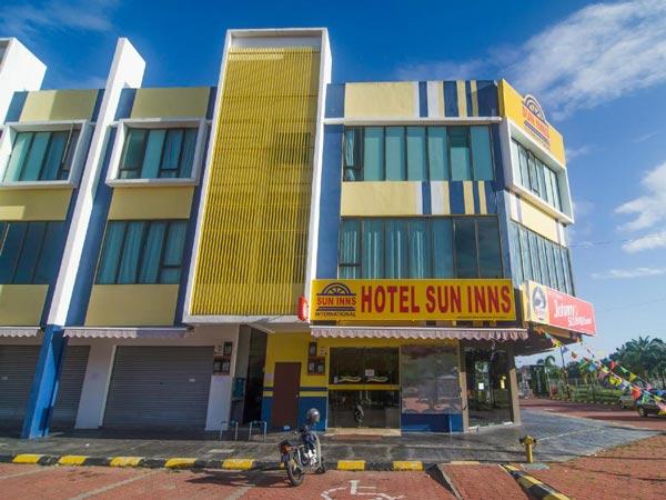 Sun Inns Hotel Pasir Penambang