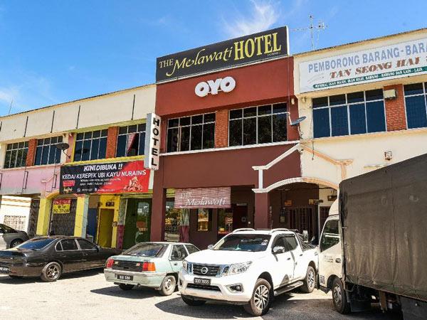 OYO 89441 The Melawati Hotel