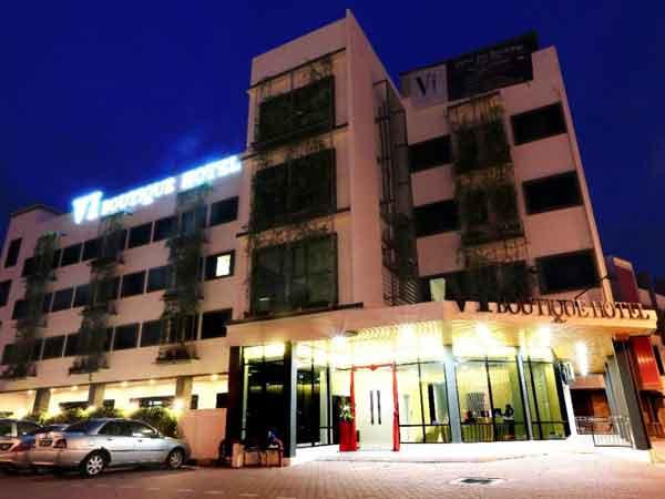 Hotels in  Kuala Selangor
