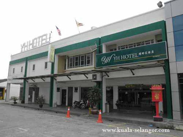 Kuala Selangor - YH Hotel