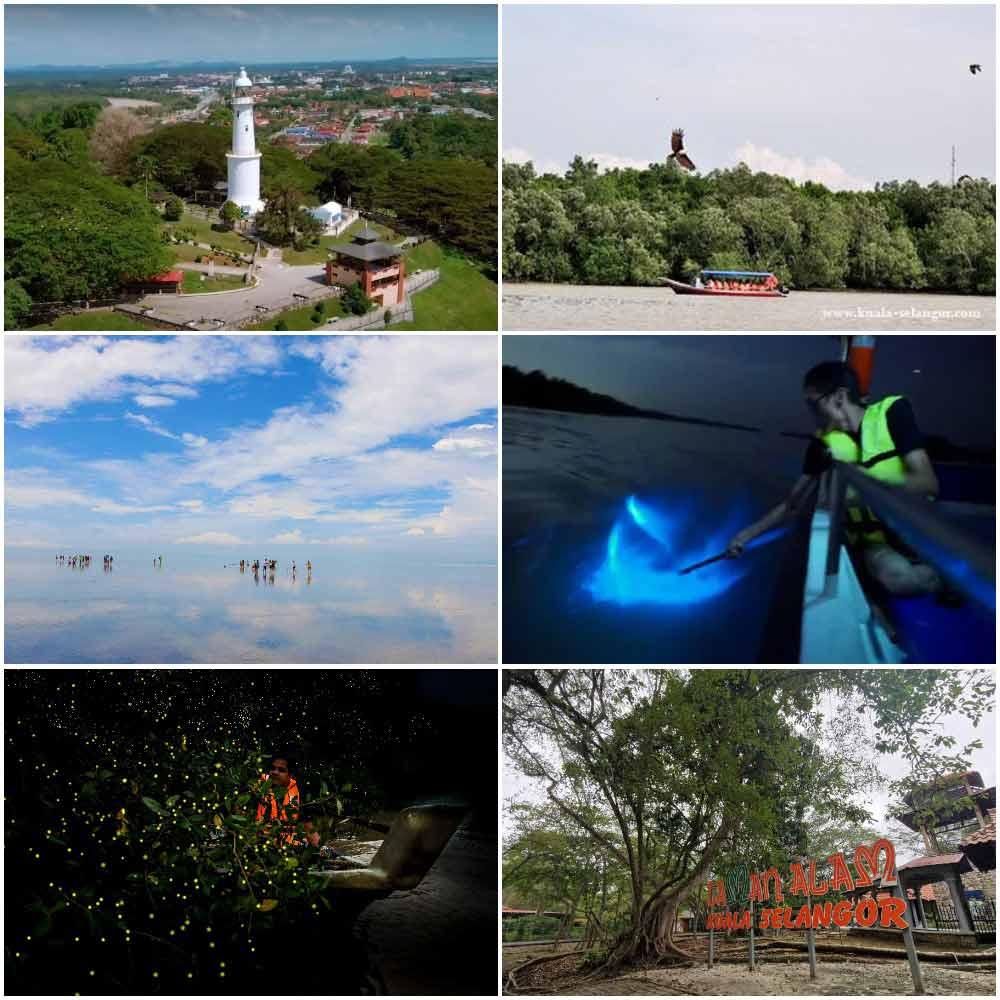 Attraction in Kuala Selangor