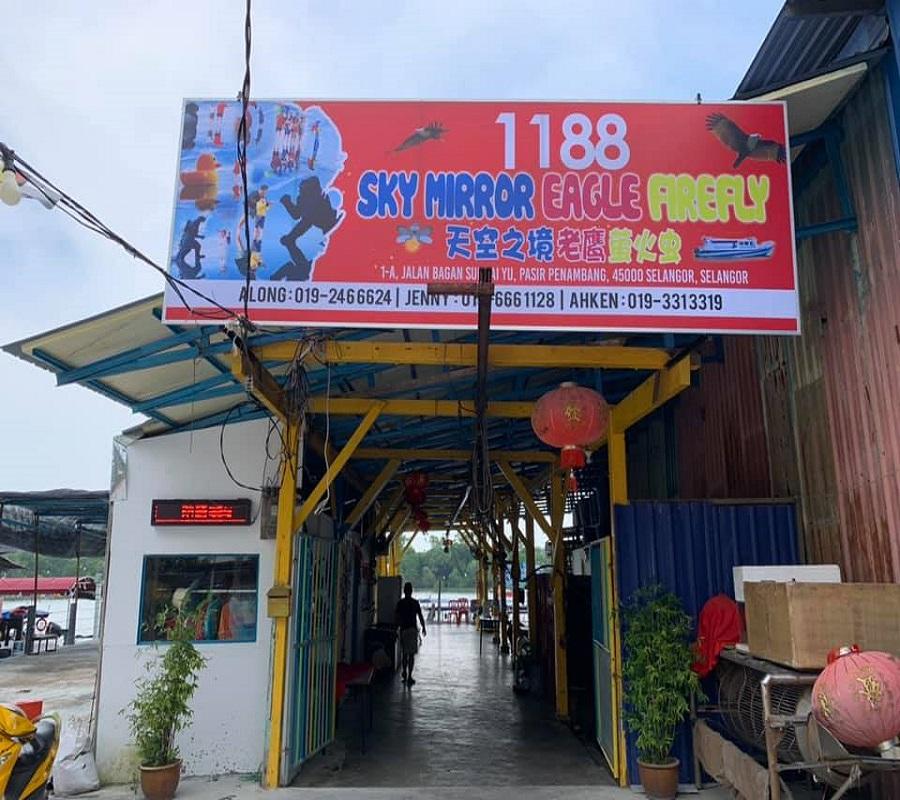 Sky Mirror 1188 Kuala Selangor