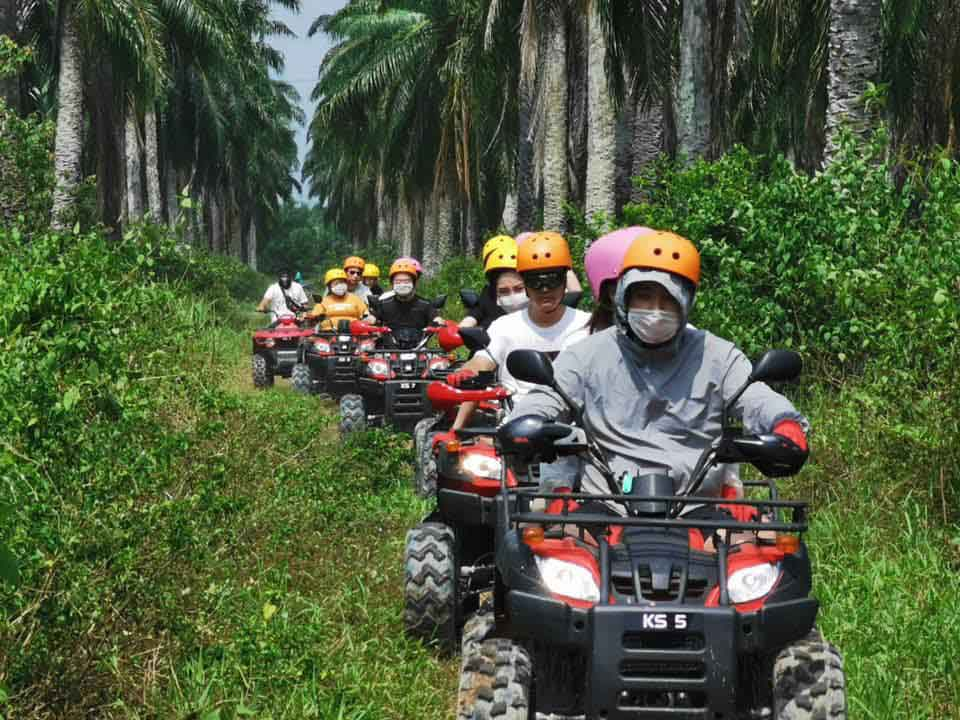 D Tour Kuala Selangor ATV Experience